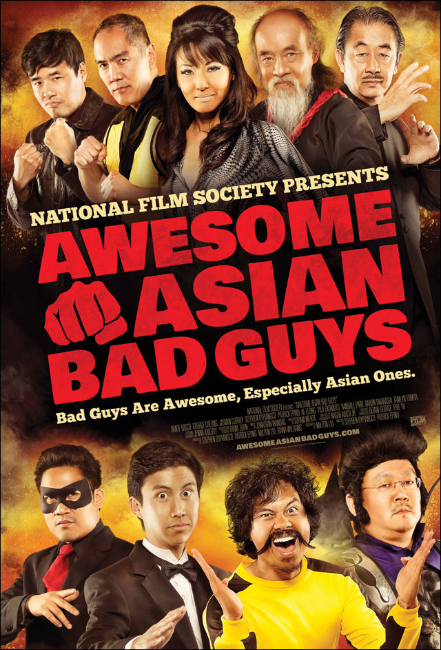 Watch Awesome Asian Bad Guys!